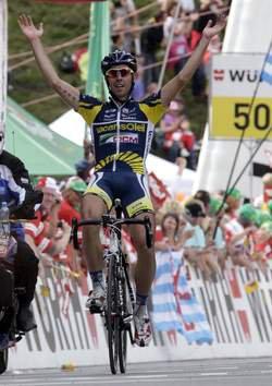 Tour de Suisse : 7ème étape : La victoire pour De Gendt