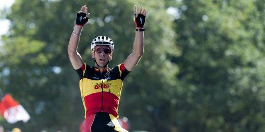 Tour de France : 1ère étape : Gilbert le plus fort