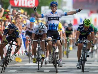 Tour de France : 3ème étape : Farrar s'impose