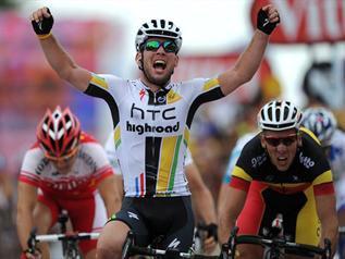 Tour de France : 5ème étape : Cavendish au sprint
