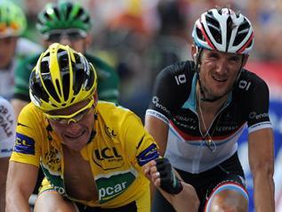 Tour de France : 14ème étape : On s'ennuie