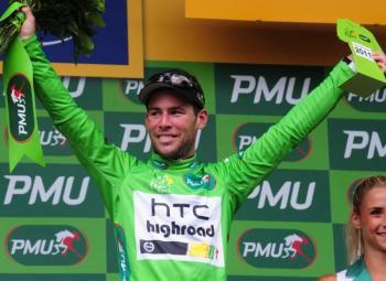 Tour de France 2011 : 15ème étape : La 4ème pour Cavendish