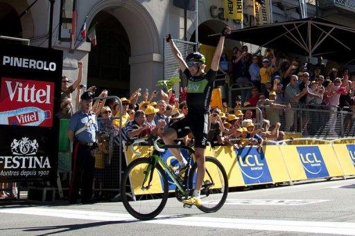 Tour de France : 17ème étape : Boasson Hagen s'offre une 2ème victoire