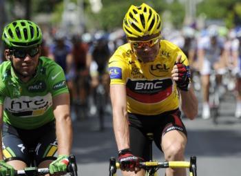 Tour de France : Cadel Evans sacré