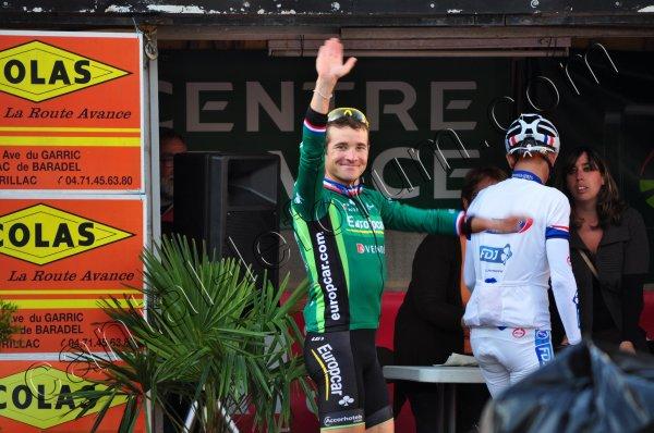 Critérium de Marcolès (15) : Présentation des coureurs