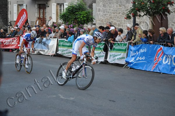 Critérium de Marcolès (15) : La course