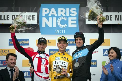 Paris Nice 2012
