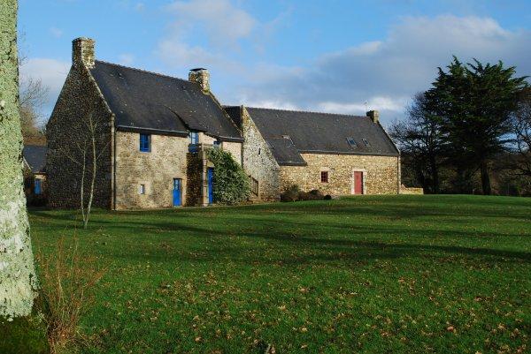 Meilleurs Voeux pour 2014 (vues de la ria d'Etel, Bretagne sud, prises le 30/12/13)