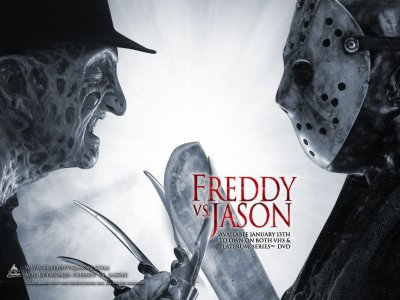 Freddy contre Jason. -12 ans.