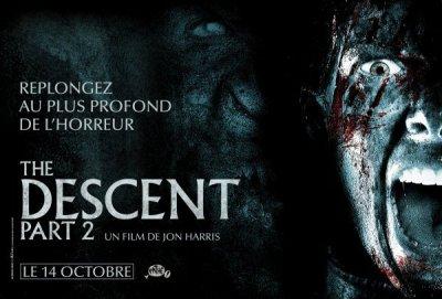 The Descent.  - 16 ans