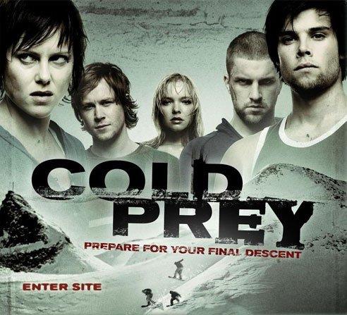Cold prey. - 16 ans