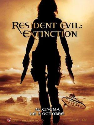 Résident Evil.  - 12 ans