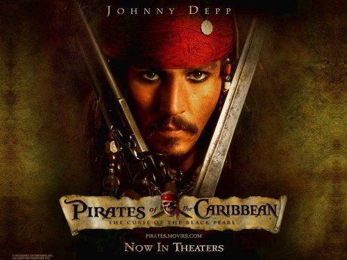 Pirate des Caraïbes.