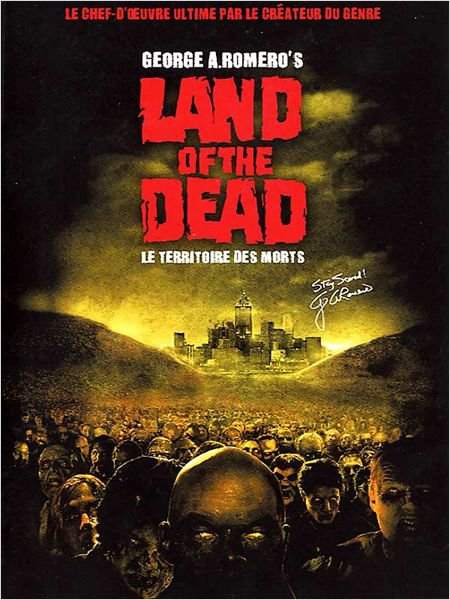 Article III: Land of the Dead