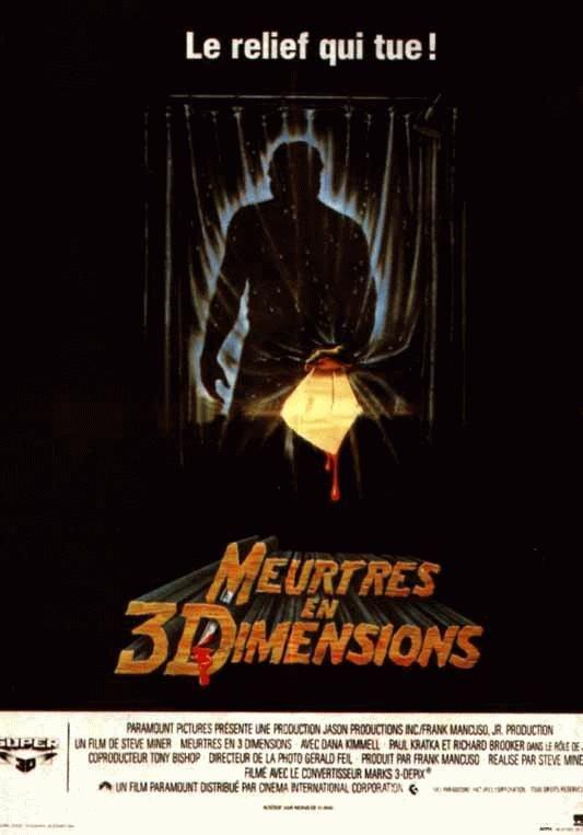 Article XI - III: Vendredi 13 - Chapitre 3 : Meurtre en 3 Dimensions