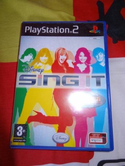 Jeux de PS2