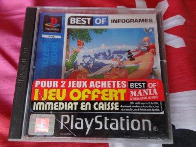 Jeux de PS1