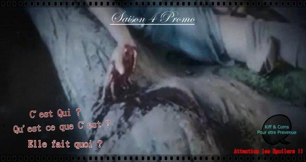 Saison 4 de The Vampire Diaries PROMO Inédite (Spoiler)