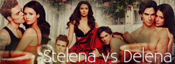 Info sur Le Triangle Amoureux : Stelena ou Delena ?
