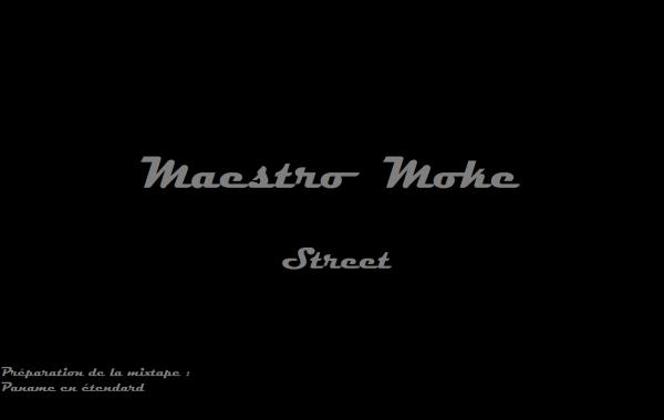 Street / Maestro Moke- Street (2012)