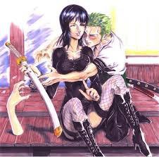 ZoRo Zorro x Robin