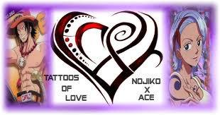 Ace x Nojiko