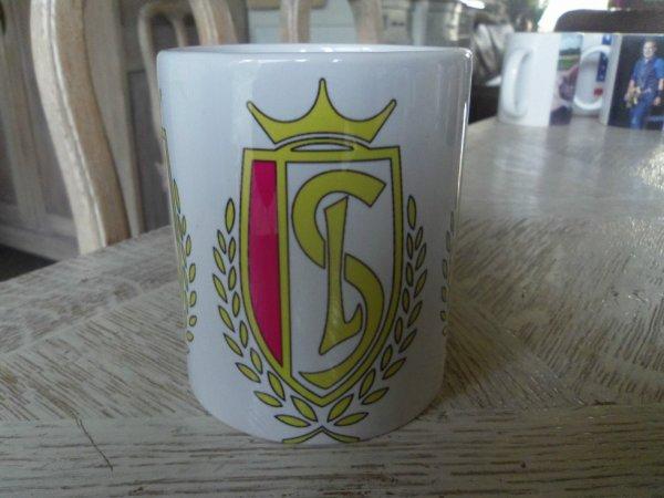 Mug Tasse Porcelaine.Neuf. Qualité ***** Football STANDARD de LIEGE Foot