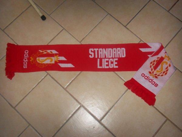 Echarpe club belge STANDARD DE LIEGE adidas