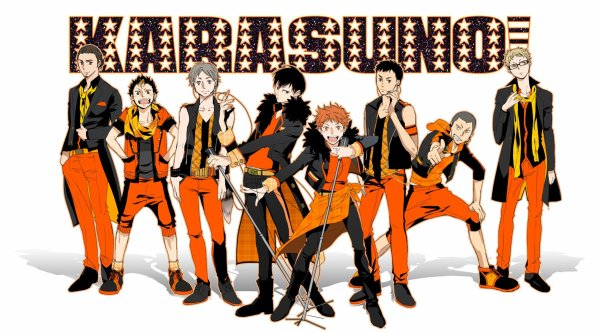 Haikyuu the best !!