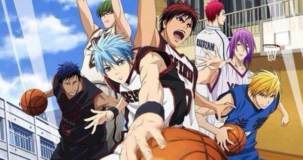 Kuroko no basket <3