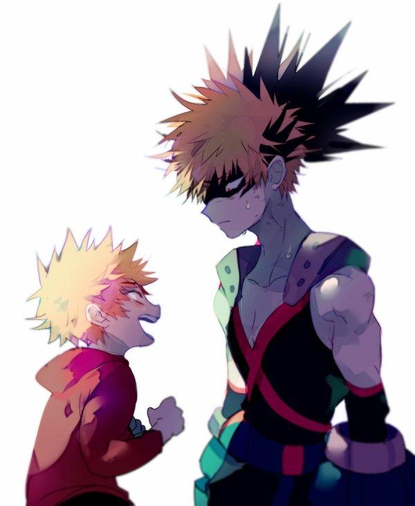 relation Bakugou.
