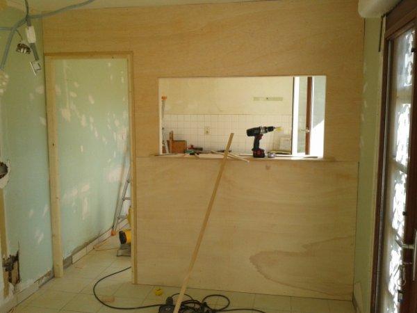 cloison en bois cloison bois u une esthtique la maison with cloison en bois perfect la cloison. Black Bedroom Furniture Sets. Home Design Ideas