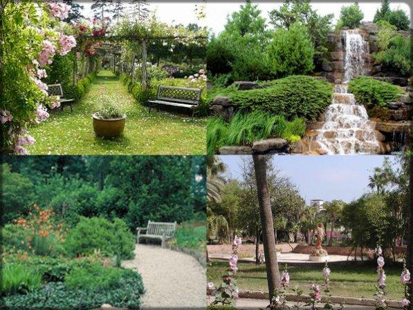 Les jardins l 39 anglaise artistesenvadrouille - Jardins a l anglaise ...