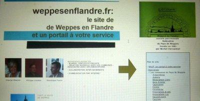 WeppesenFlandre a son site internet