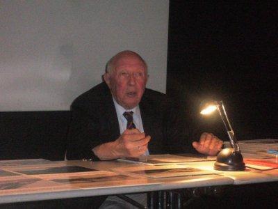 Conférence de Jean Caniot sur la Deûle
