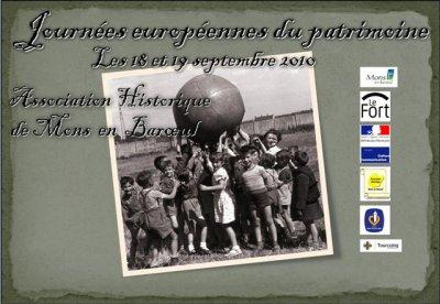 Mons-en-Baroeul : journées du patrimoine 2010