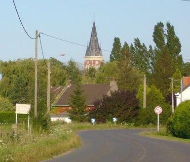 Site web de la commune d'Aubers