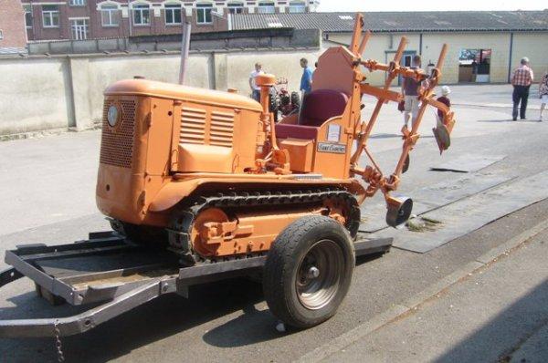 Le Saint-Chamond, dernier fleuron en date de Tracteurs en Weppes