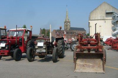 La Fête du Printemps de Tracteurs en Weppes à Beaucamps-Ligny