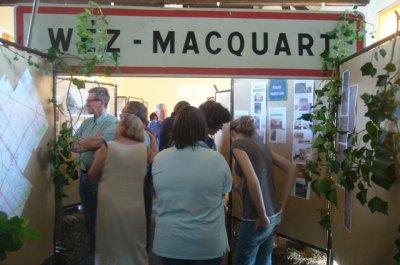 Wez-Macquart au fil du temps