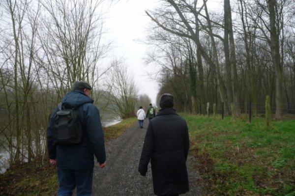 Sur les traces de Boilly à La Bassée