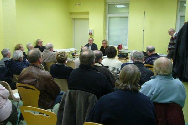 Compte-rendu de l'assemblée générale de Weppes en Flandre