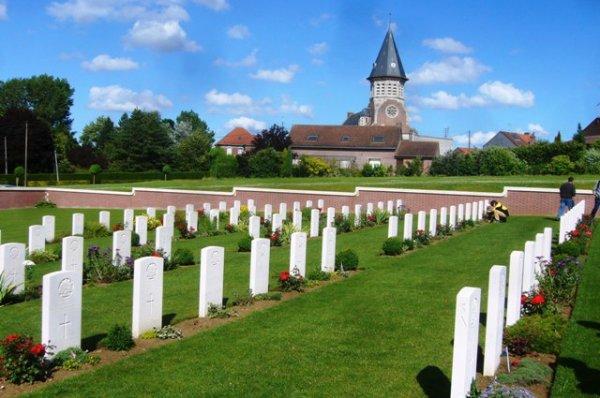Aux combattants de Fromelles en juillet 1916 : in memoriam