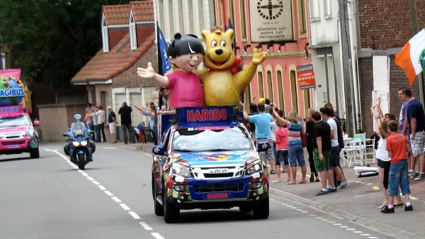 Le Tour de France 2012 a traversé les Weppes