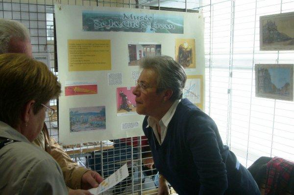 Forum des Weppes 2012 à Marquillies : promenons-nous dans les stands