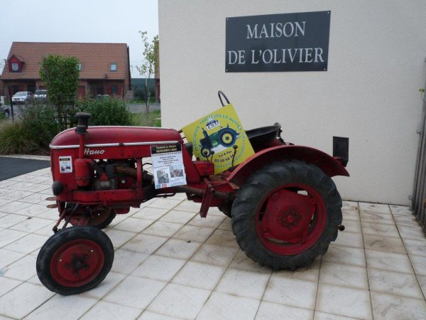 Wavrin, un siècle d'histoire ! Nos amis de Tracteurs en Weppes étaient présents (photos Alain-Pierre Loyez)