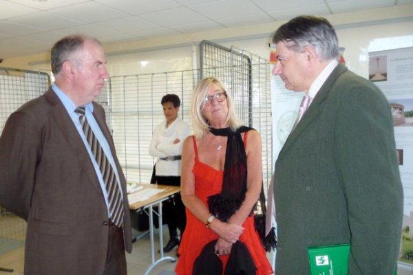 Forum des Weppes 2012 à Marquillies : la Société d'Histoire de Comines-Warneton