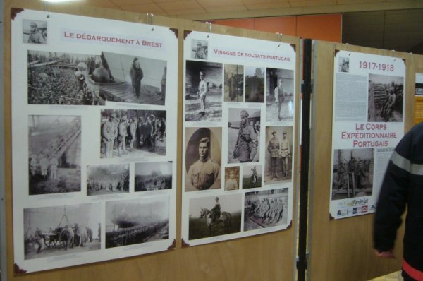 """""""1917-1918 : le corps expéditionnaire portugais"""""""