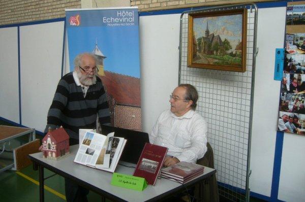 Forum du Mélantois à Emmerin : quelques nouveaux amis du Mélantois