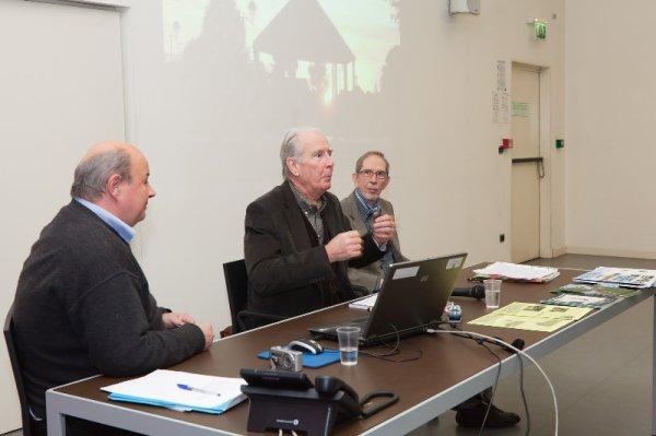 La Commission historique du Nord au chevet de la cité des cheminots de la Délivrance à Lomme